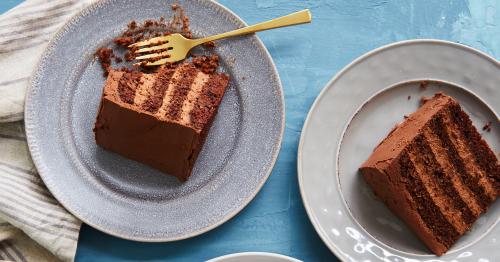 Triple Chocolate Mousse Cake – Garden & Gun