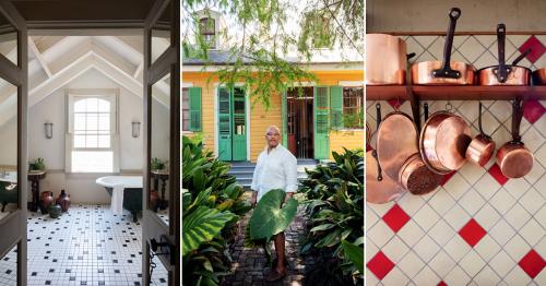 Reviving a Creole Cottage – Garden & Gun