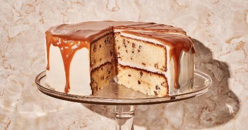 Red Truck Bakery Caramel Cake with Pecans – Garden & Gun