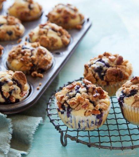 Blueberry Streusel Muffins – Garden & Gun