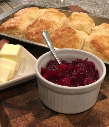 How Chef Ann Kim Makes Cranberry Sauce – Garden & Gun
