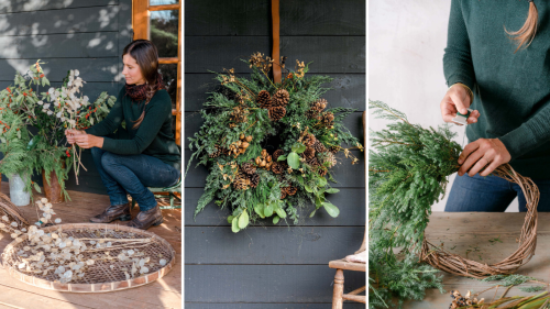 Georgia-Made Wreaths You'll Want to Keep Up Past New Year's – Garden & Gun