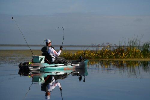 The Perfect Fishing Kayak? – Garden & Gun