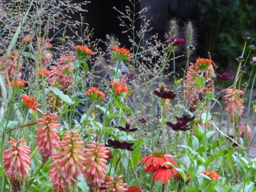 Chelsea Flower Show 2021: A Master Class in Autumn Color - Gardenista