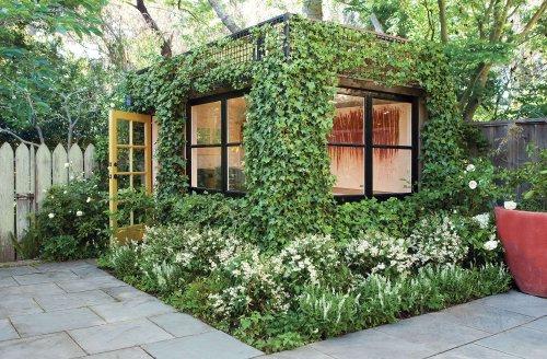 Landscape Architect Visit: Scott Lewis Turns A Small SF Backyard Into an Urban Oasis - Gardenista