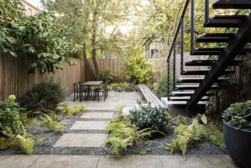 The Cult of the Courtyard: 10 Backyard Ideas for Small Spaces - Gardenista