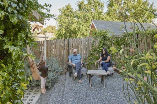 Wild Is Best: A Low-Water, High-Spirit Garden in a Small Footprint for an Architect - Gardenista