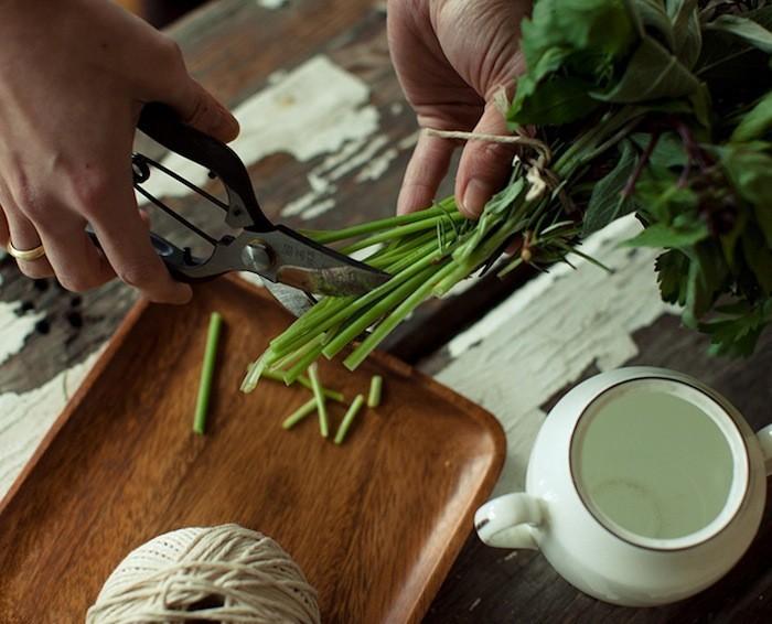 Kitchen & Herb Gardens - cover