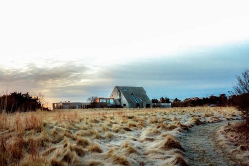 Dune Story: A Postmodern Masterpiece Saved from the Sea on Long Island - Gardenista