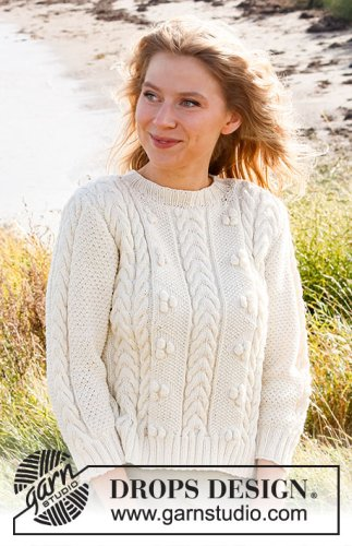 Bright Sand Shore / DROPS 222-35 - Free knitting patterns by DROPS Design