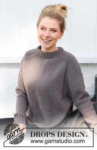Country Muse / DROPS 216-40 - Free knitting patterns by DROPS Design