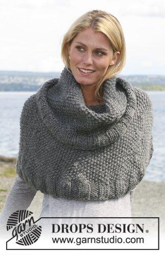 Loch Lomond / DROPS 110-14 - Free knitting patterns by DROPS Design