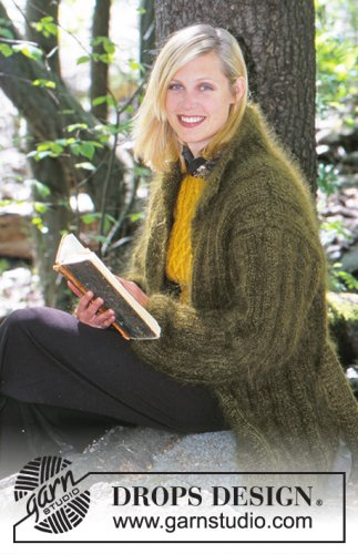 Forest Gem / DROPS 71-3 - Free knitting patterns by DROPS Design