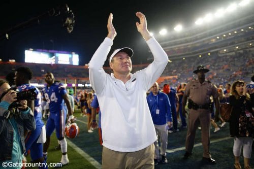 How strong is the foundation Dan Mullen has built at Florida?