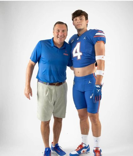 """Delp has an """"awesome"""" visit with the Florida Gators"""