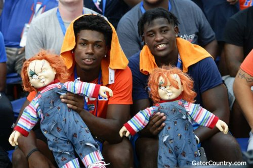 """Summerall sees his """"best college game"""" in the Swamp 