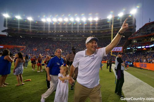 Photo Gallery from the Florida Gators win over LSU | GatorCountry.com