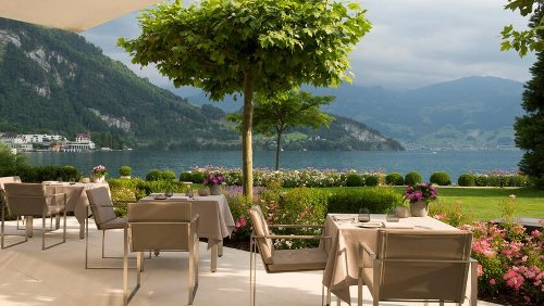 Staycation! Schlemmen in Swiss Deluxe Hotels