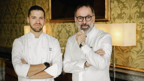 Cook the Lagoon! Chef Niederkofler in Venedig | GaultMillau – Channel