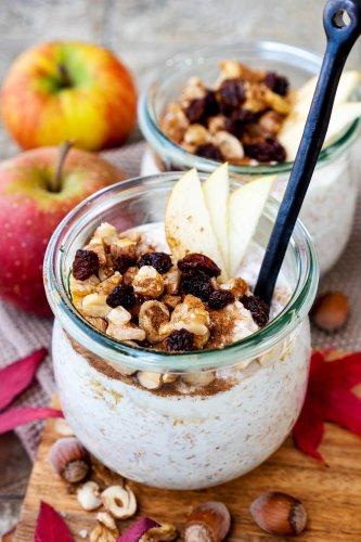 Bircher Müsli selber machen – Einfaches Rezept mit Joghurt