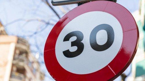 A partir del 11 de mayo la velocidad máxima en las calles de Gavà será de 30km/h