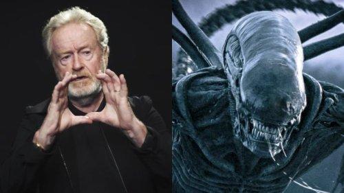Ridley Scott 'Alien' dizisi hakkında konuştu: Asla orijinali gibi olmayacak
