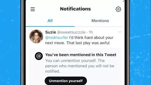 Twitter şikayeti duydu: 'Beni bu mentiondan çıkar' özelliği geliyor