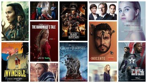IMDb'ye göre en popüler 30 dizi