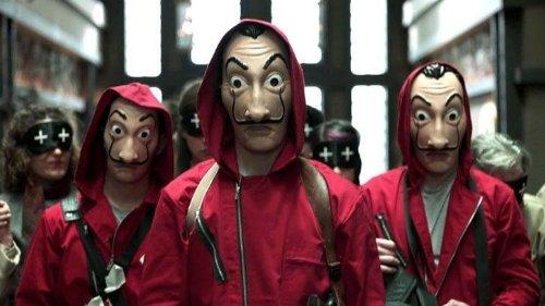 La Casa De Papel'in Türkiye versiyonu 'La Hay De Maske' geliyor