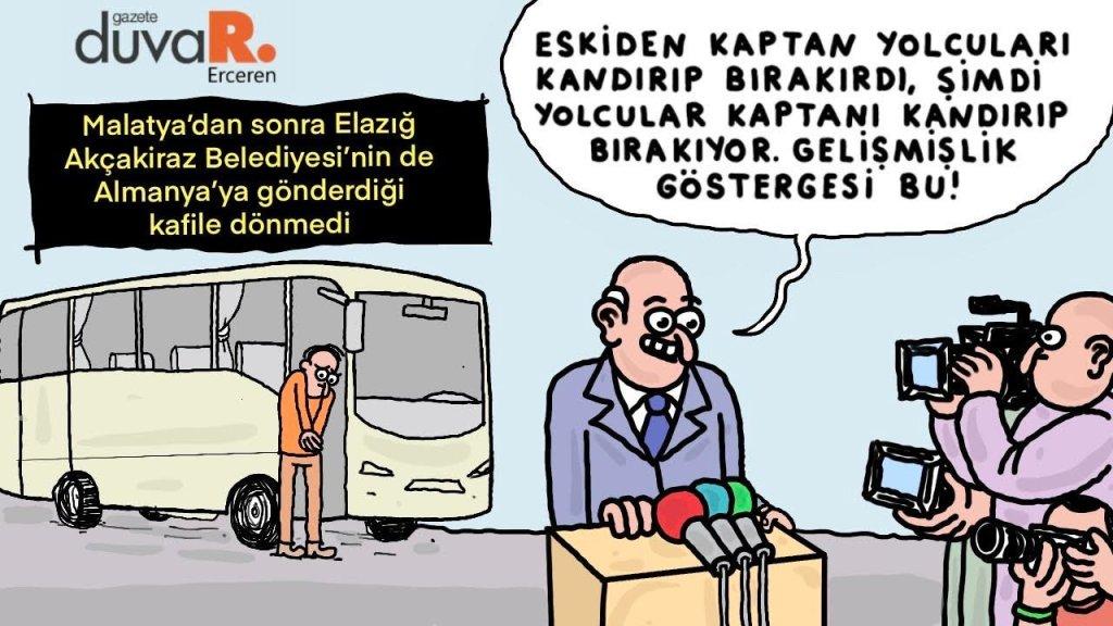 Günün Karikatürü - cover