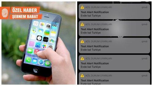 iPhone'lara gönderilen acil durum uyarısı panik yarattı: 'Test için önceden duyuru yapılması gerekir' - Şebnem Babat