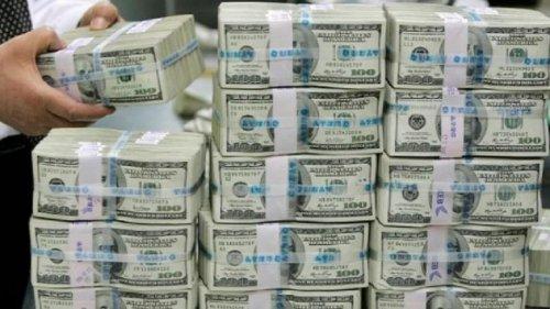 Merkez Bankası'nın rezervi 826 milyon dolar daha azaldı