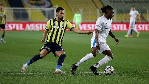 Fenerbahçe'ye ret: Alanya maçı tekrar edilmeyecek