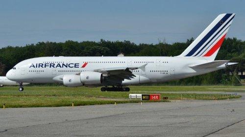 Air France, 2021'in ilk çeyreğinde 1,5 milyar Euro zarar etti