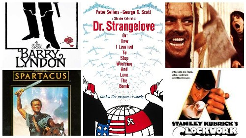 Eleştirmen puanlarına göre en kötüden en iyiye Stanley Kubrick filmleri