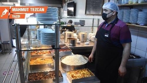 Ankara'nın yemek sipariş platformu tutar mı? - Mahmut Tezcan