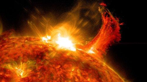 Güneş'e komşu yıldızdaki parlama yaşam formları için ne anlama geliyor?