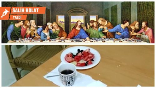 Son sabah kahvaltısı - Salih Bolat