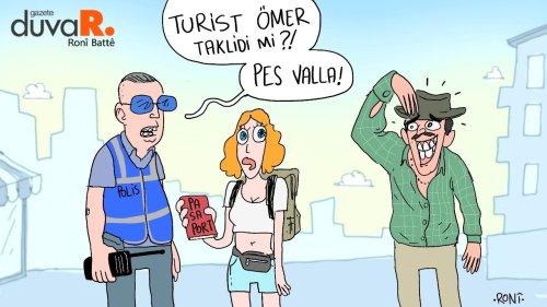 Günün Karikatürü cover image