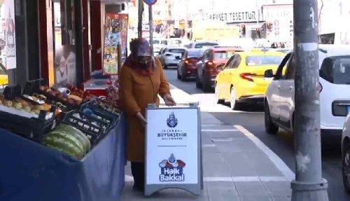 İBB Başkanı İmamoğlu: Halk Bakkal projesini başlatıyoruz