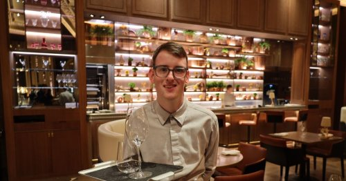 Darlington to The Dorchester - Former student lands his dream job