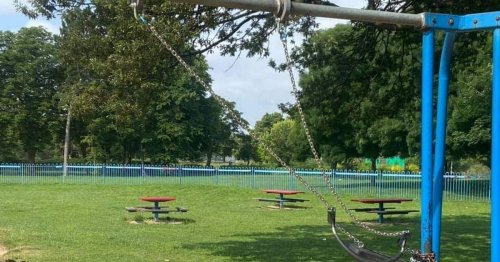 Tired showpiece park to see lake and CCTV revamp in £100k package