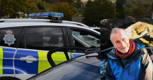 Body recovered in search for missing Yorkshire Dales walker