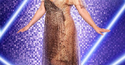 Dragon's Den star Sara Davies paired up for Strictly at landmark