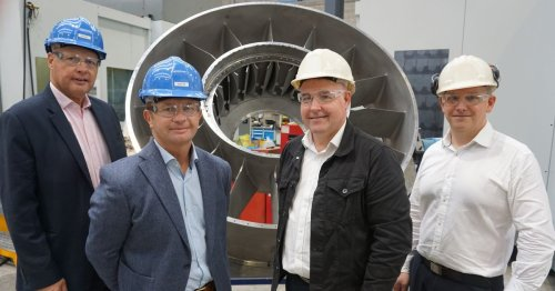 Over 100 new jobs as top engineering firm moves into TeesAMP