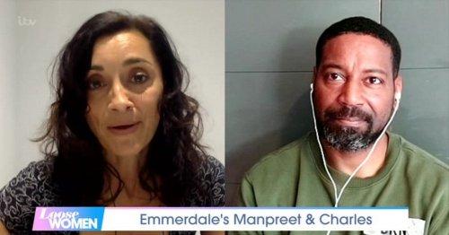 Emmerdale stars open up about dangerous stunts filmed on Teesside
