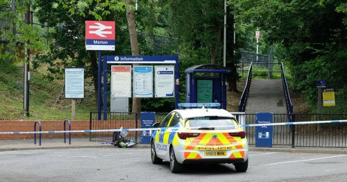 Man whose body was found near railway station took his own life
