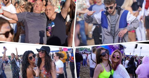 Pictures: Clubbers return to Redcar for Cream Classics beach party