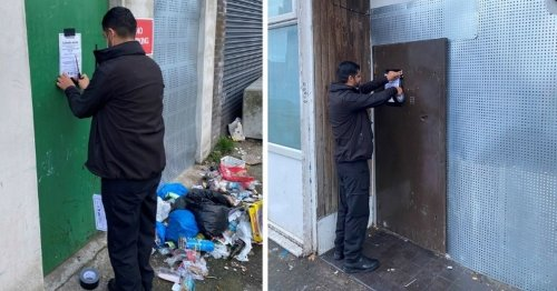 Drugs, scraps and sleepless nights: Flats from hell shut down