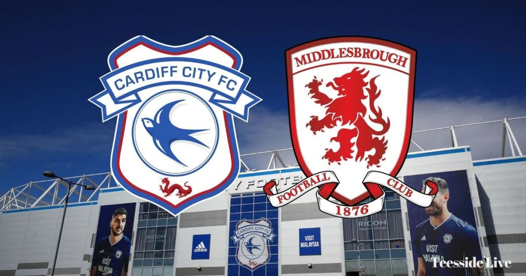 Middlesbrough FC - cover